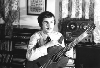 Vladimír Večtomov Czech musician and classical guitarist (1946-2015)