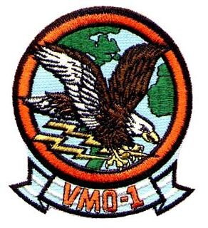 observation squadron of the United States Marine Corps