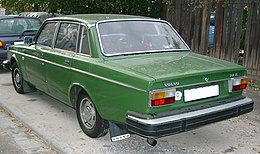 Volvo 244DL rear 20071017.jpg