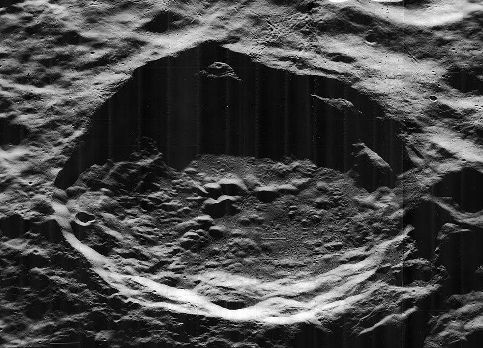 Von Neumann crater 5103 h2 h3