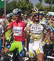 Vuelta a España 2010 - Nibali & Velits.jpg