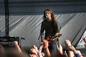 Márdi, koncert na festivalu Mezi ploty