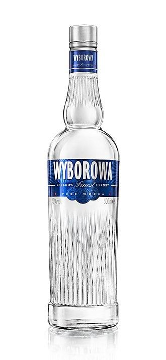 Wyborowa - Image: Wódka Wyborowa