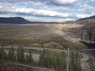 dam in Hudson
