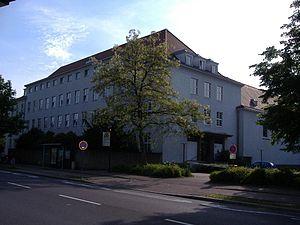 WFI – Ingolstadt School of Management - Main building of the WFI