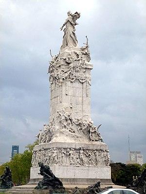 WLM 2013 - Monumento de los Españoles 4