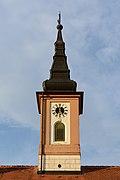 Waidhofen an der Thaya Rathaus Turm 01.jpg