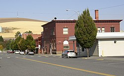 Waitsburg, Washington.