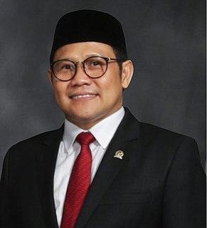 Muhaimin Iskandar Indonesian politician