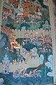 Wall Painting, Historical Ubosot, Kinkaew Temple.JPG
