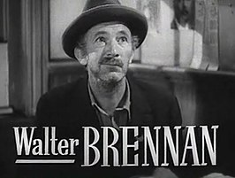 Walter Brennan in Meet John Doe (1941)