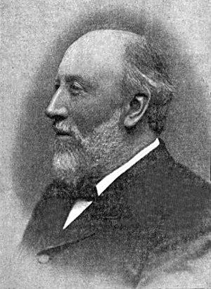 Walter Cecil Macfarren - Walter Cecil Macfarren in 1893