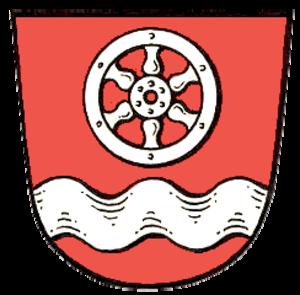 Griesheim (Frankfurt am Main) - Image: Wappen Frankfurt Griesheim