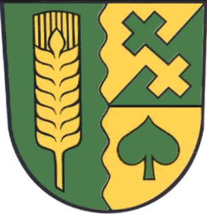 Schönstedt - Image: Wappen Schoenstedt
