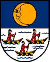Coat of arms of Mondsee
