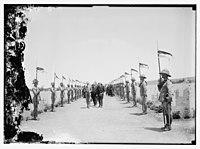 War cemetery consecration, Gaza-Belah, April 28, 1925 LOC matpc.08210.jpg