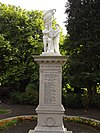 War memorial - small park - North Parade - Matlock Bath (15095711948).jpg
