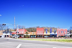 Downtown Wartrace
