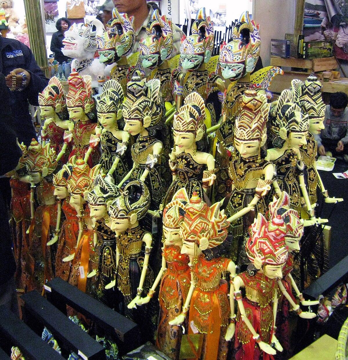 Wayang Golek Wikipedia Bahasa Indonesia Ensiklopedia Bebas