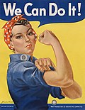 We Can Do It! poster from February 1943