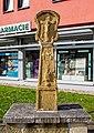 Wegkreuz Kehlen rue de Keispelt - rue de Nospelt 01.jpg