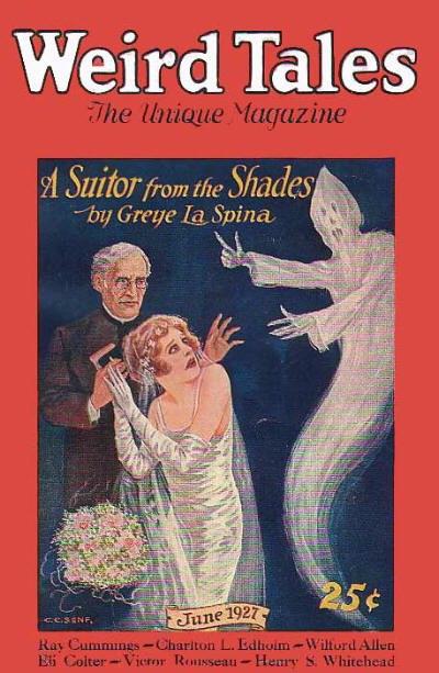 Weird Tales June 1927