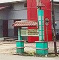 Welcome gate to Kisaran Baru, Kisaran Barat, Asahan.jpg