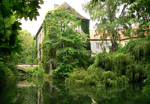 Wendhausen Schloss Westen