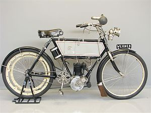Werner Motors - Image: Werner 230 cc 1904