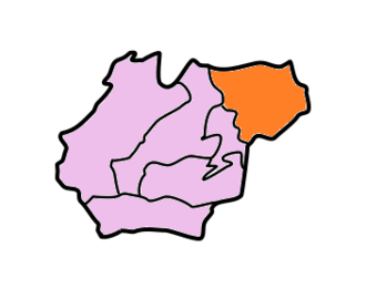 West Khasi Hills district - Image: West Khasi Hills Subdivisions Mairang