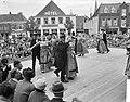 Westfriese Marktdag voor de vijfde maal in Schagen opvoeren van de Oudhollandse , Bestanddeelnr 910-4878.jpg