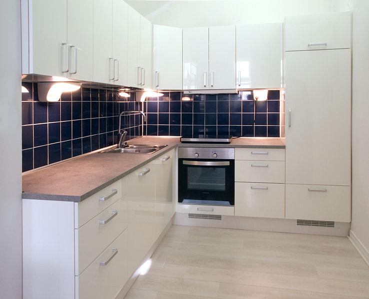 Polyurethane Kitchen Cabinets Painting