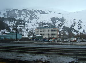 Whittier, Alaska - Begich Towers