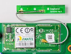 Wi-Fi network card by Askey Computers with Wi-Fi Antenna by Amphenol-9712.jpg