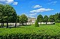 Wien - Wiener Gürtel-Bundesstraße - View NNW on Belvedere.jpg
