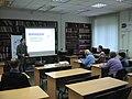 WikiSchool in Korolenko Science Library (kHarkiv) IMG 6420.jpg
