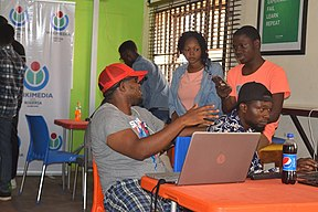Wiki Loves Africa 2019 Upload Session in Ilorin 08.jpg