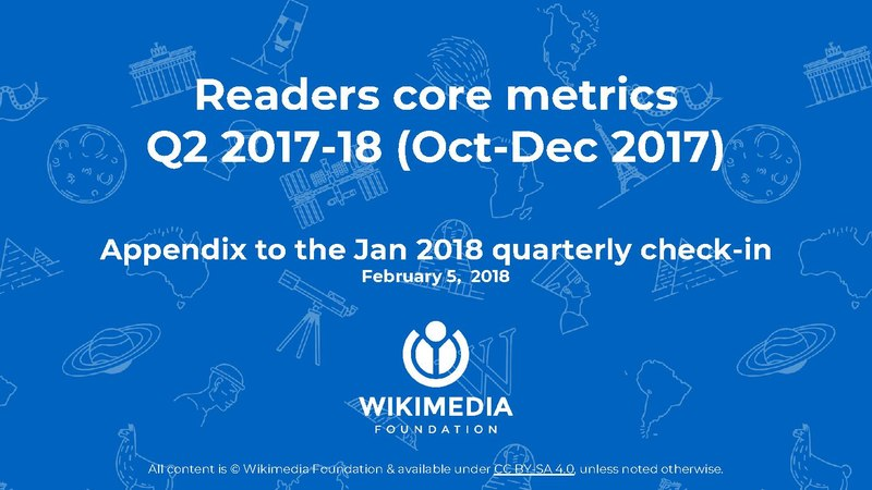 File:Wikimedia Foundation Readers metrics Q2 2017-18 (Oct-Dec 2017).pdf