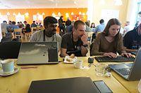 Wikimedia Hackathon 2017 IMG 4672 (34653590081).jpg