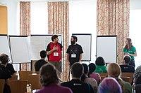 Wikimedia Hackathon Vienna 2017-05-19 Mentoring Program Introduction 002.jpg