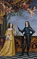 Willem II prince of Orange and Maria Stuart, by Gerard van HonthorstFXD.jpg