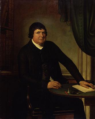 Domenico Pellegrini (painter) - Image: William Huntington by Domenico Pellegrini