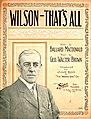 WilsonThatsAllCover1912.jpg