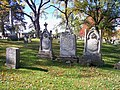 Wilson Plot, Lebanon Church Cemetery, 2015-10-23, 01.jpg