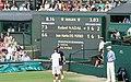 Wimbledon Centre Court Scoreboard 2008.jpg
