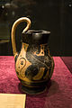 Wine vessel, 575 B. C., Apollonia - Ceramic, 24 cm. Museum of Apollonia.jpg