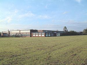 Winstanley College - College buildings