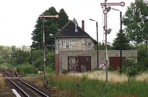 Witnica railway station - Witnica railway station