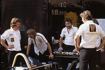 Wolf Racing team at Monaco GP 1979.jpg