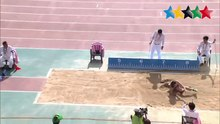 চিত্র:Women's Long Jump Final - 28th Summer Universiade 2015.webm